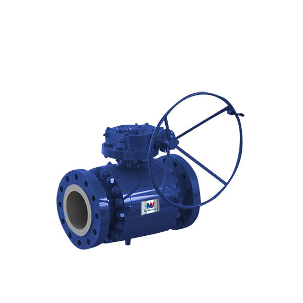 Industrial Valves (ANSI) - 967 Series (Trunnion ball valves)